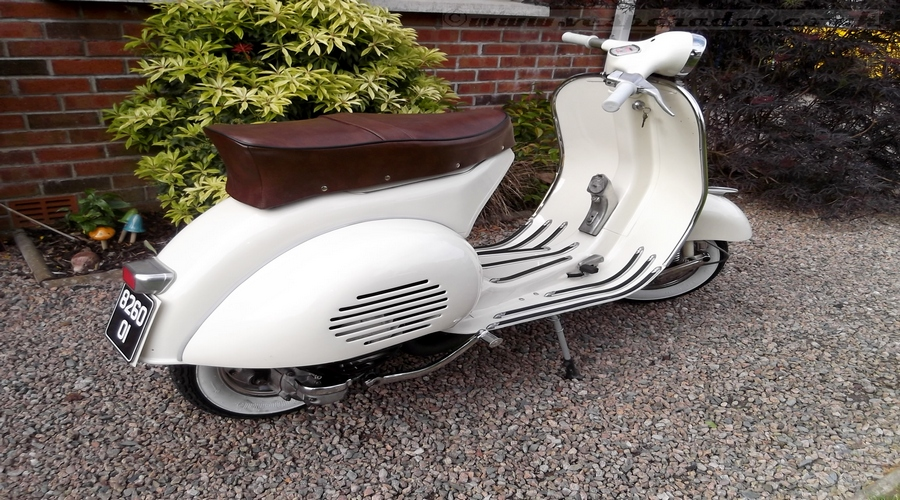 Vintage Scooter For Sale