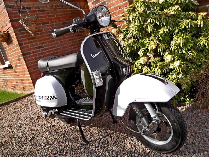 Stock List for Vesparados | N Ireland Scooters Sales | Vespa