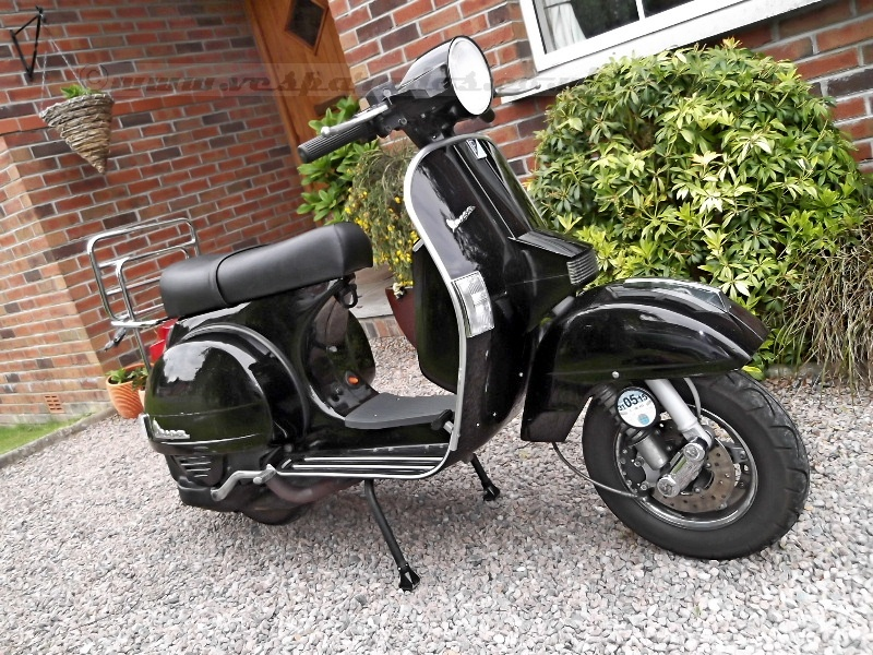 vespa px 125 disc t5 engine. Black Bedroom Furniture Sets. Home Design Ideas