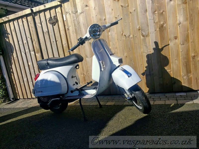Stock List for Vesparados | N Ireland Scooters Sales | Vespa Sales